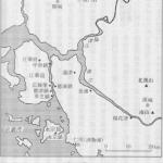 江華島付近図