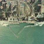 福島第一原発空中写真